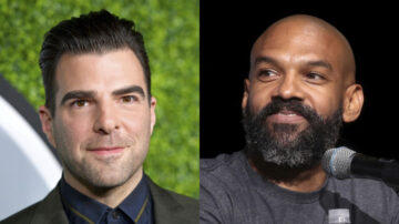 Zachary Quinto Khary Payton Invincible