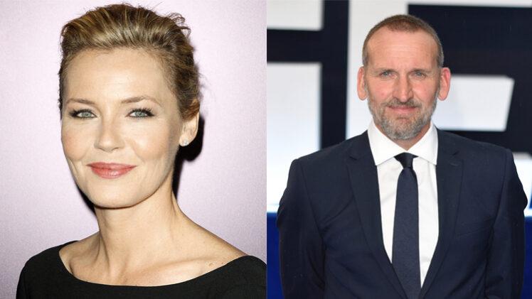 Connie Nielsen e Christopher Eccleston irão trabalhar juntos em Close to Me