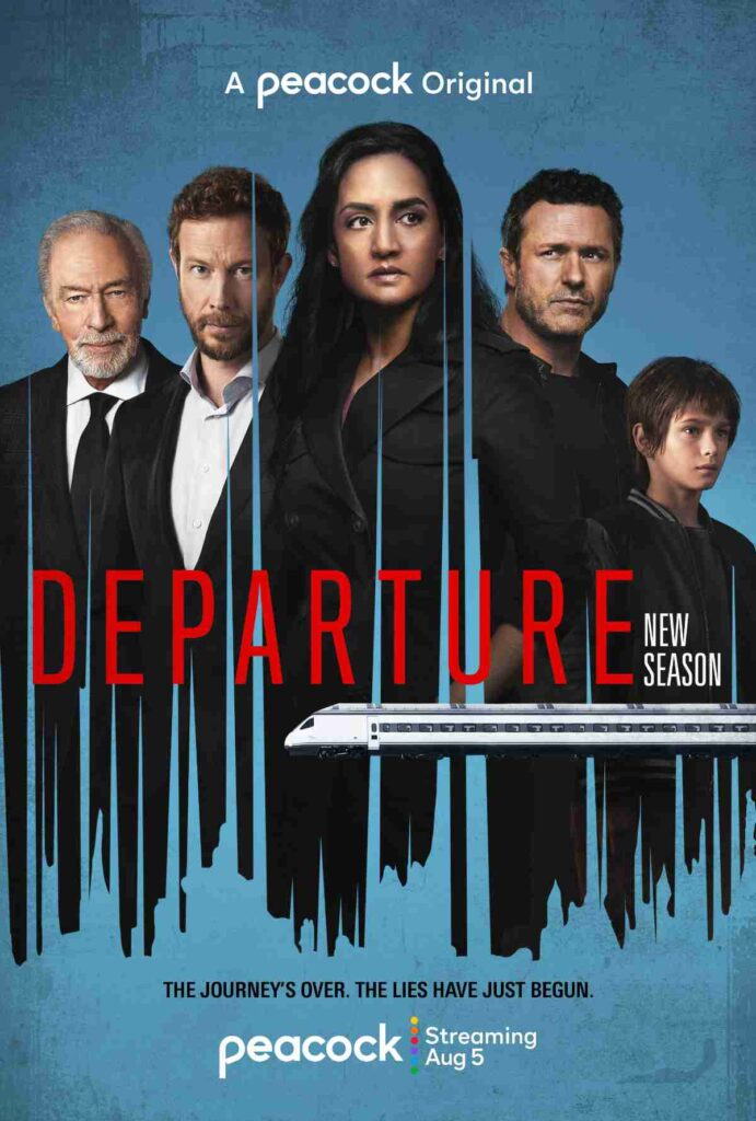 departure posters
