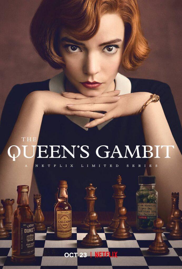 The Queen's Gambit posters