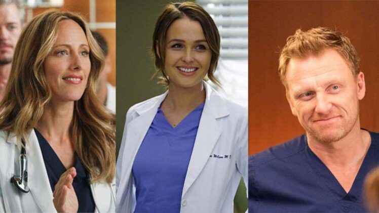 Grey's Raver Luddington McKidd