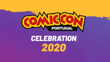 comic con portugal virtual