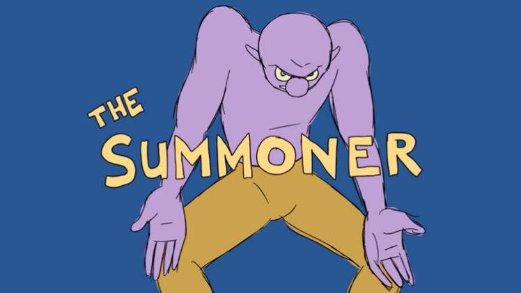syfy tzgz the summoner