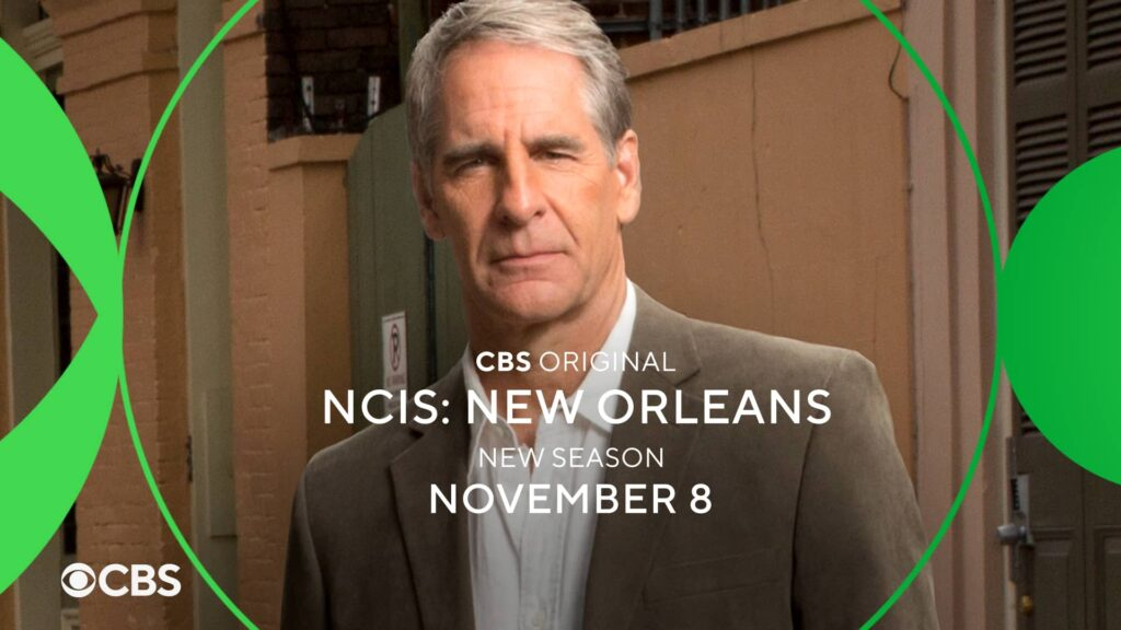 ncis new orleans posters