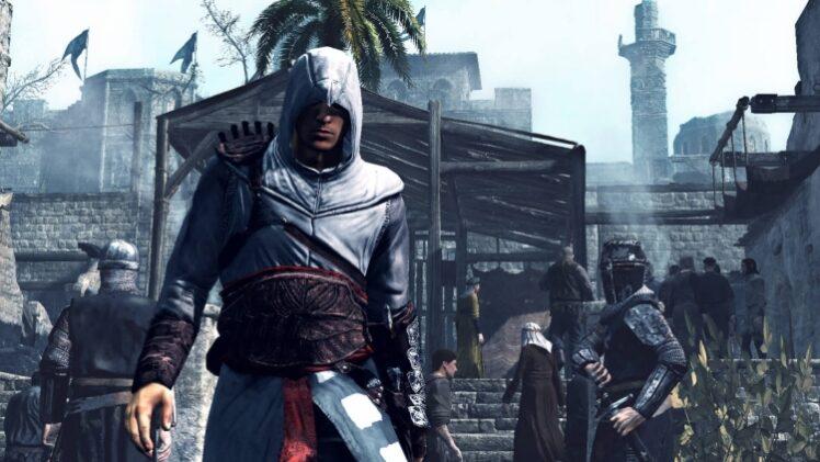 Netflix série Assassin Creed