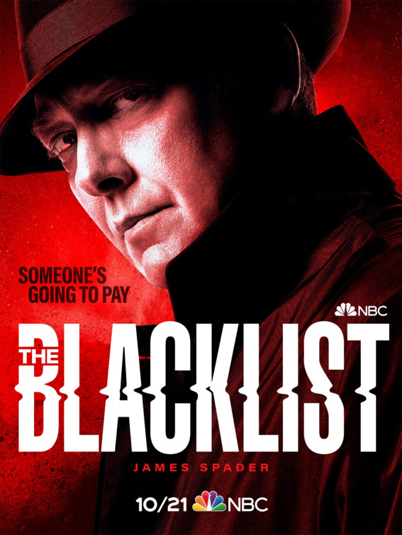 the blacklist posters