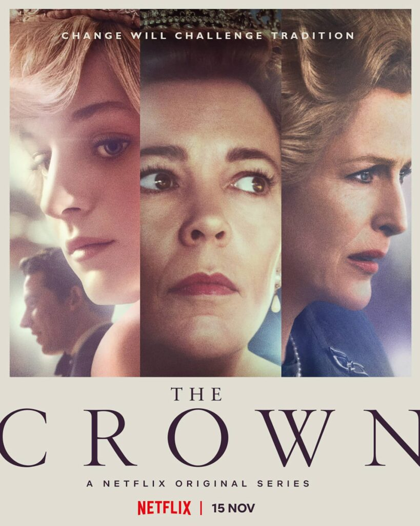the crown posters