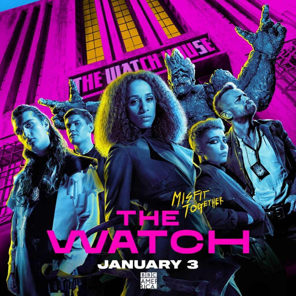 the watch posters