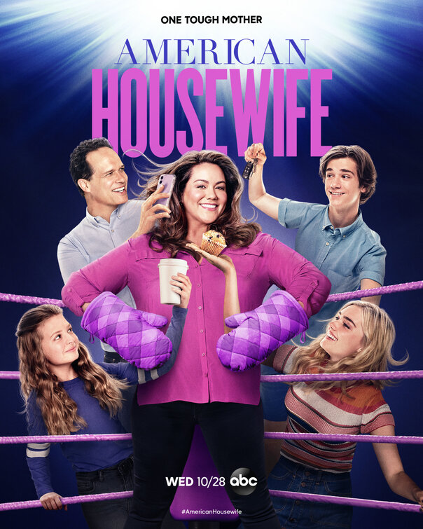 american housewife posters
