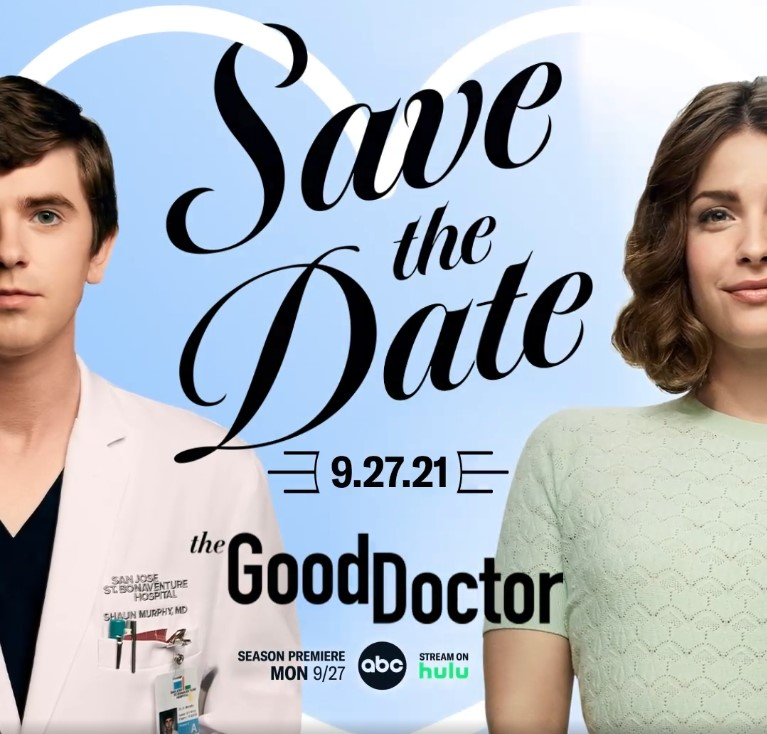 the good doctor posters