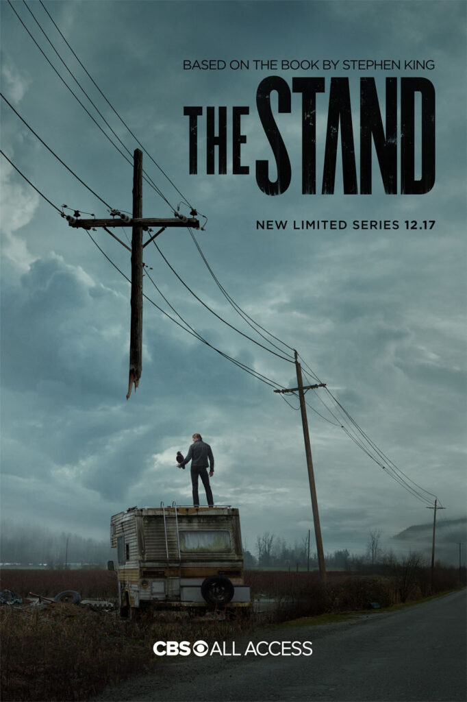 the stand posters