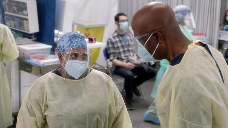 Grey's Anatomy Parties Center