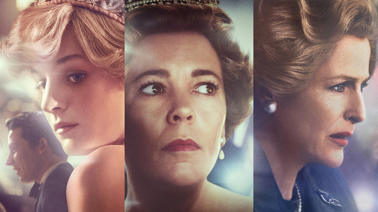 The Crown 4.ª Temporada