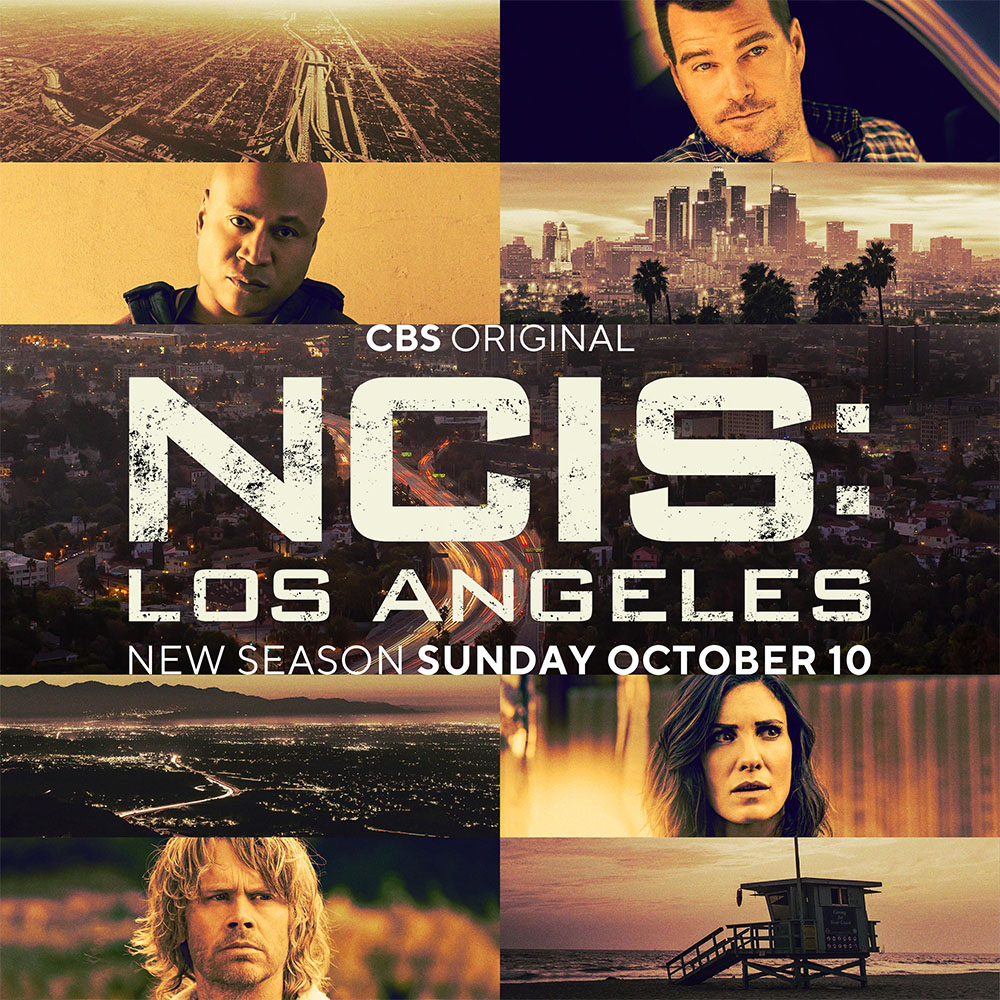 ncis los angeles posters