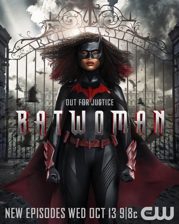 batwoman posters