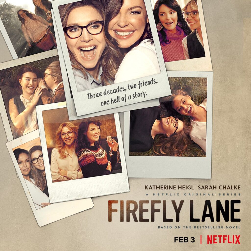 firefly lane posters