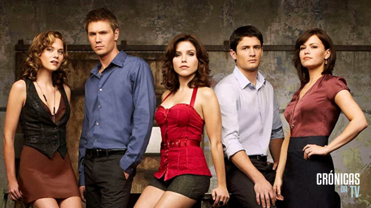 momentos one tree hill