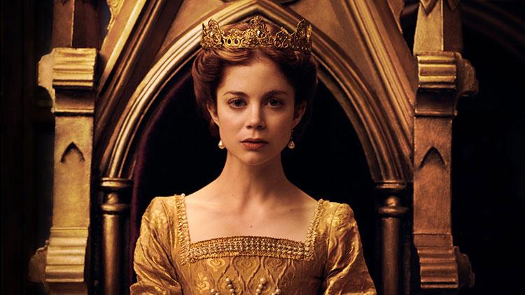 minissérie The Spanish Princess