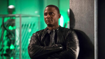 david ramsey arrowverse