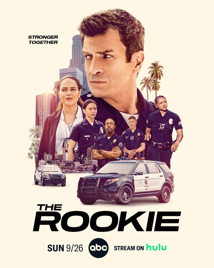 the rookie posters