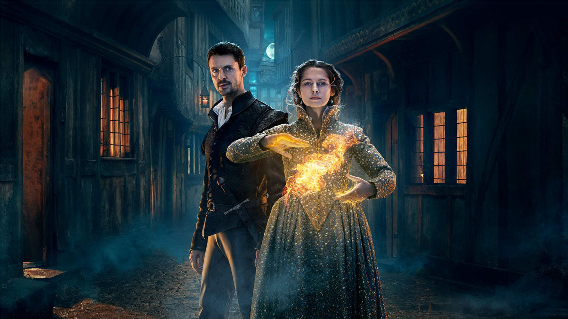 discovery witches hbo portugal