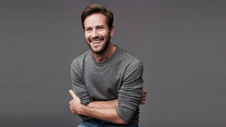 armie hammer the offer