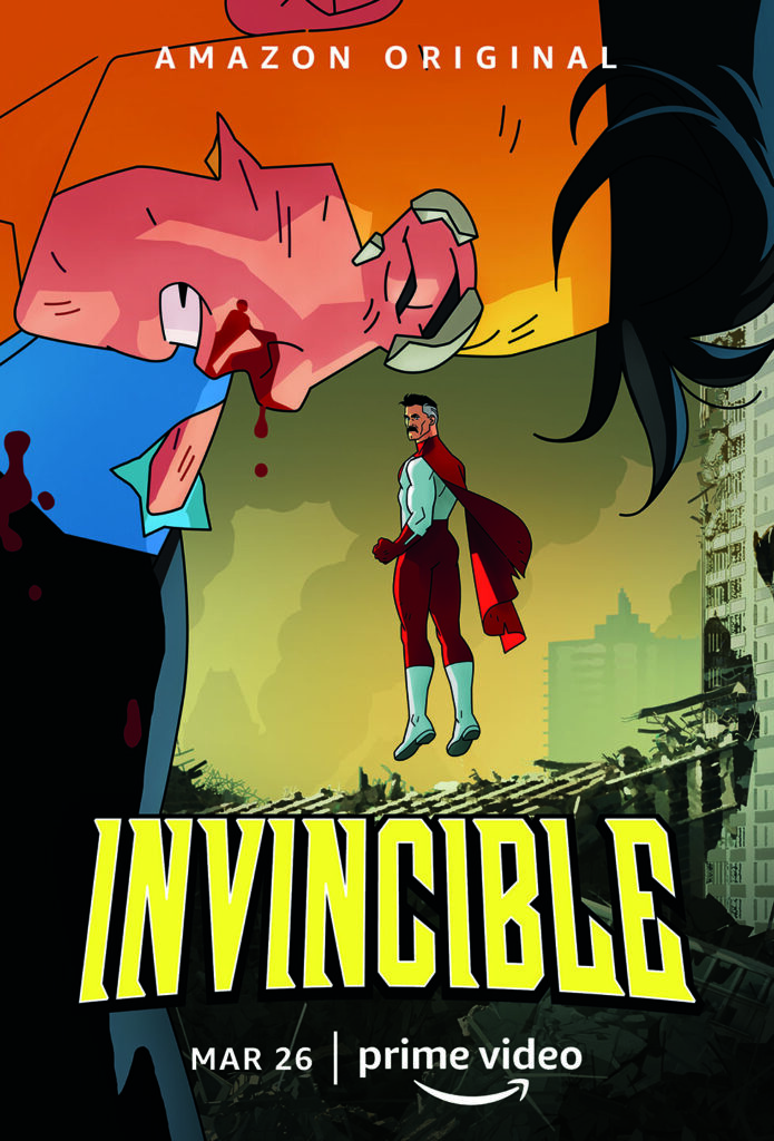 invincible posters