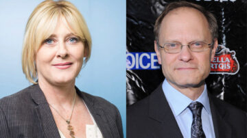 Sarah Lancashire, David Hyde Pierce