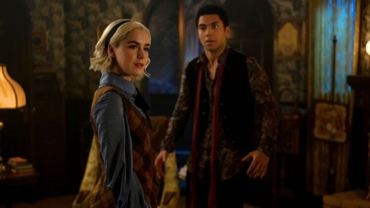 chilling adventures of sabrina review 4 temporada