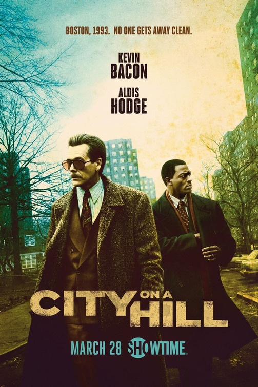 city on a hill posters