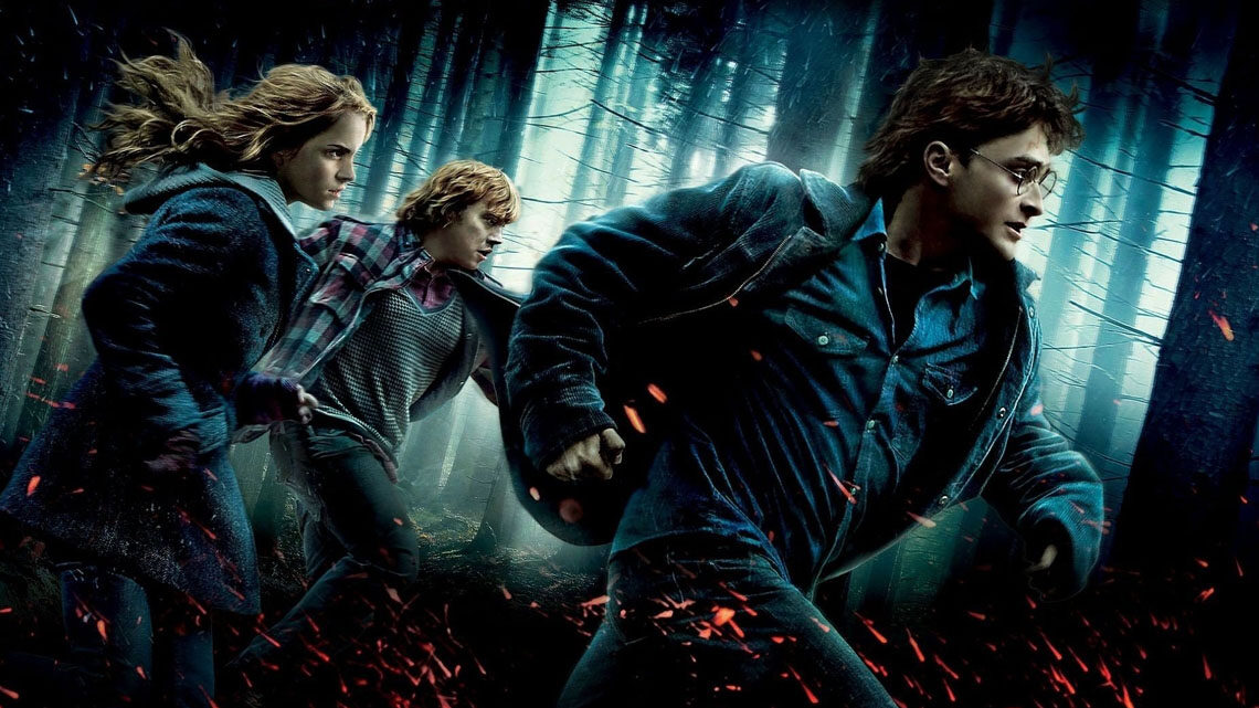 harry potter hbo max