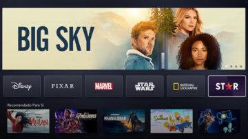 big sky disney+ fevereiro