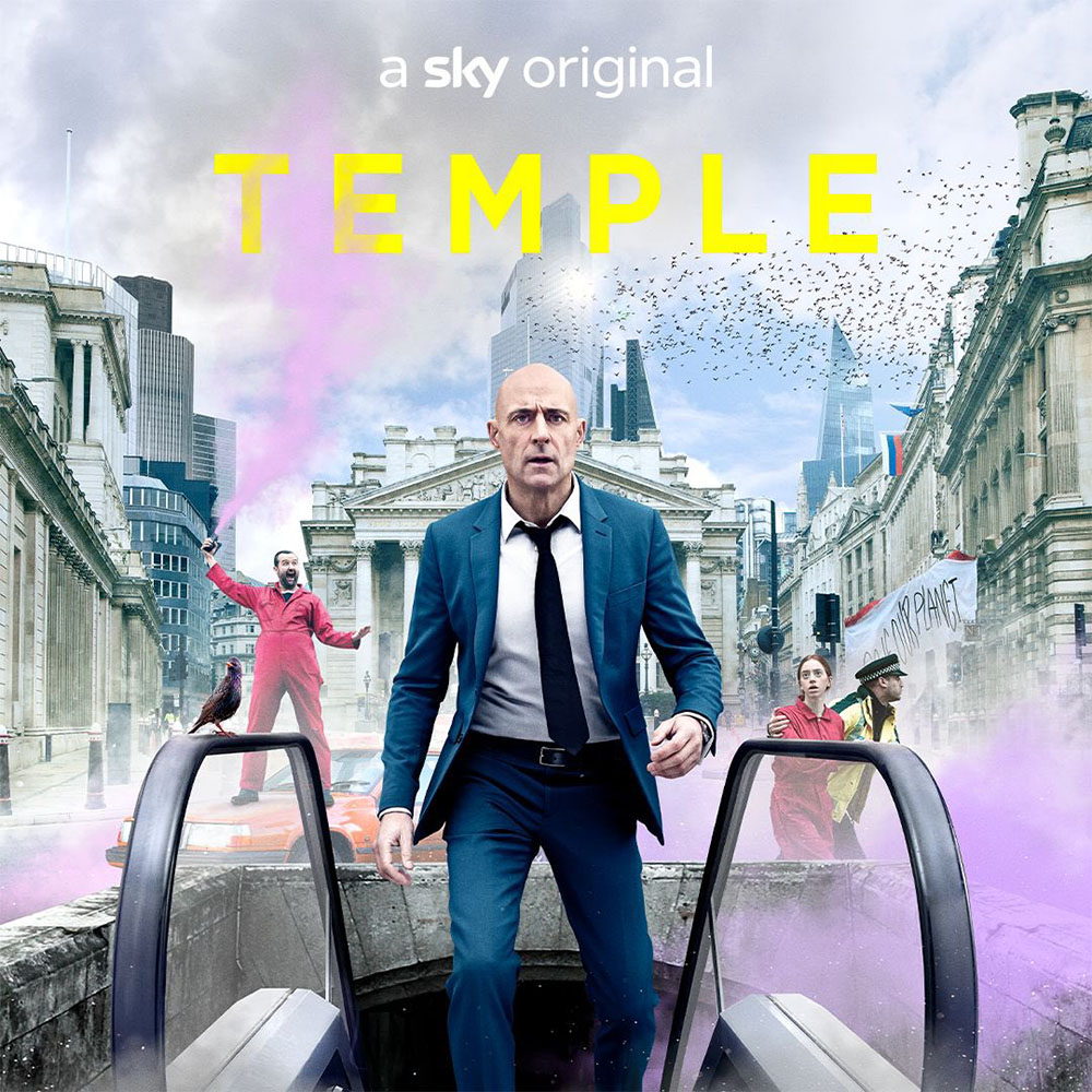 temple posters