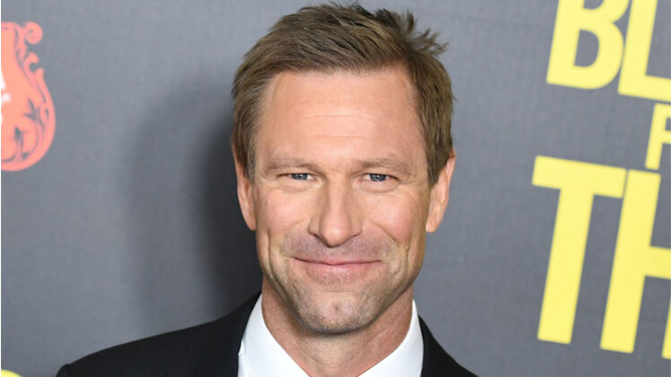 Aaron Eckhart The First Lady