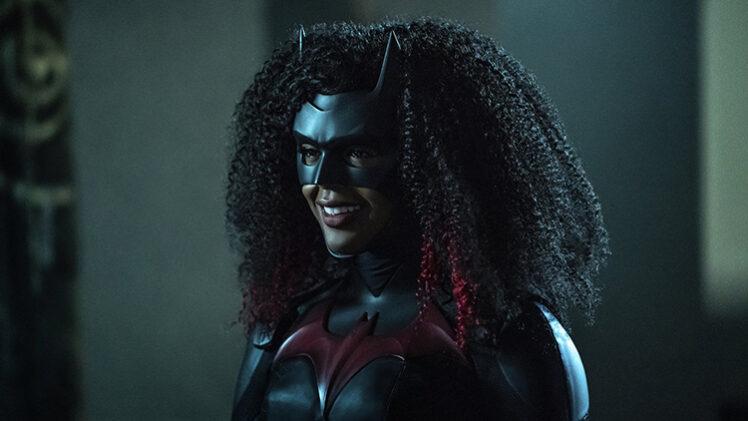 Batwoman Bat Girl Magic