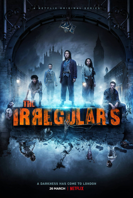 the irregulars posters