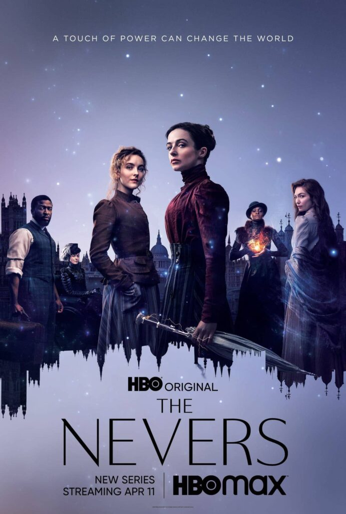 the nevers posters