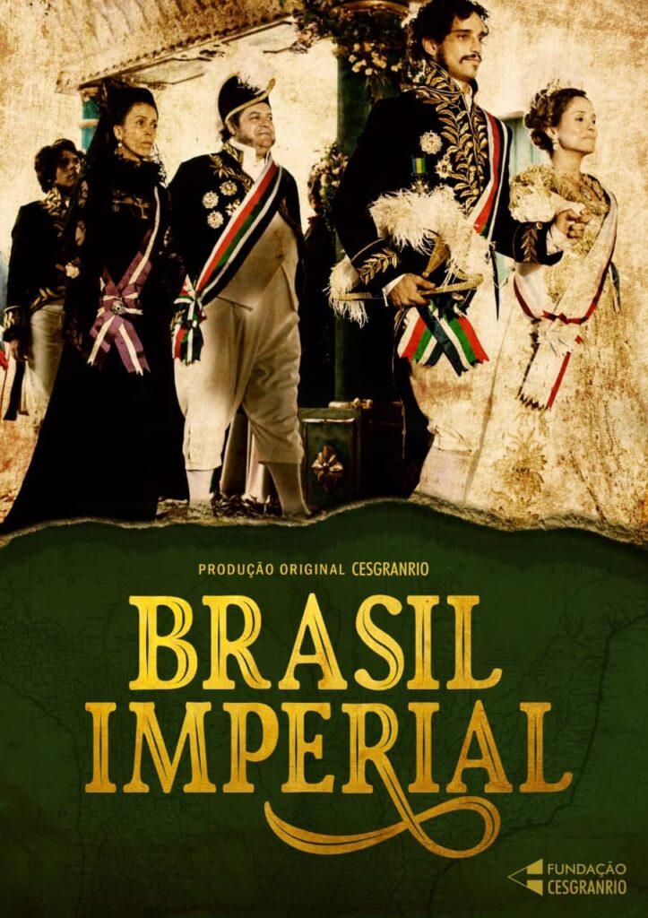 brasil imperial posters