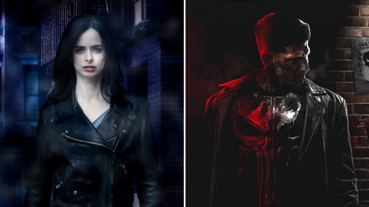 jessica jones punisher marvel