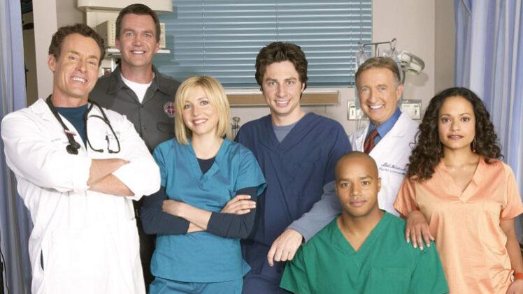 scrubs sitcom