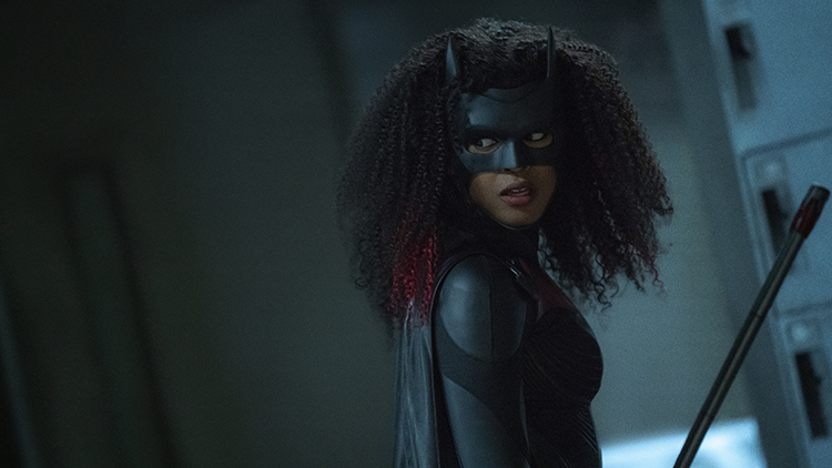 Batwoman Do Not Resuscitate