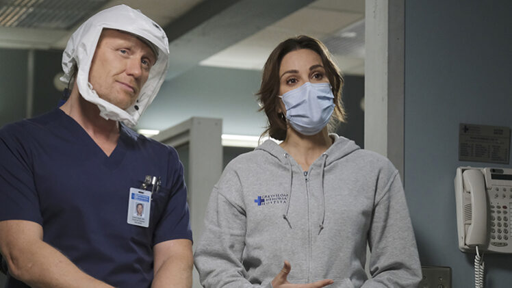 Grey's Anatomy Helplessly Hoping