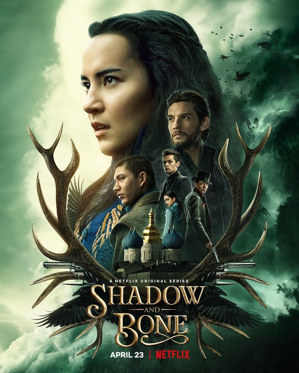 shadow and bone posters