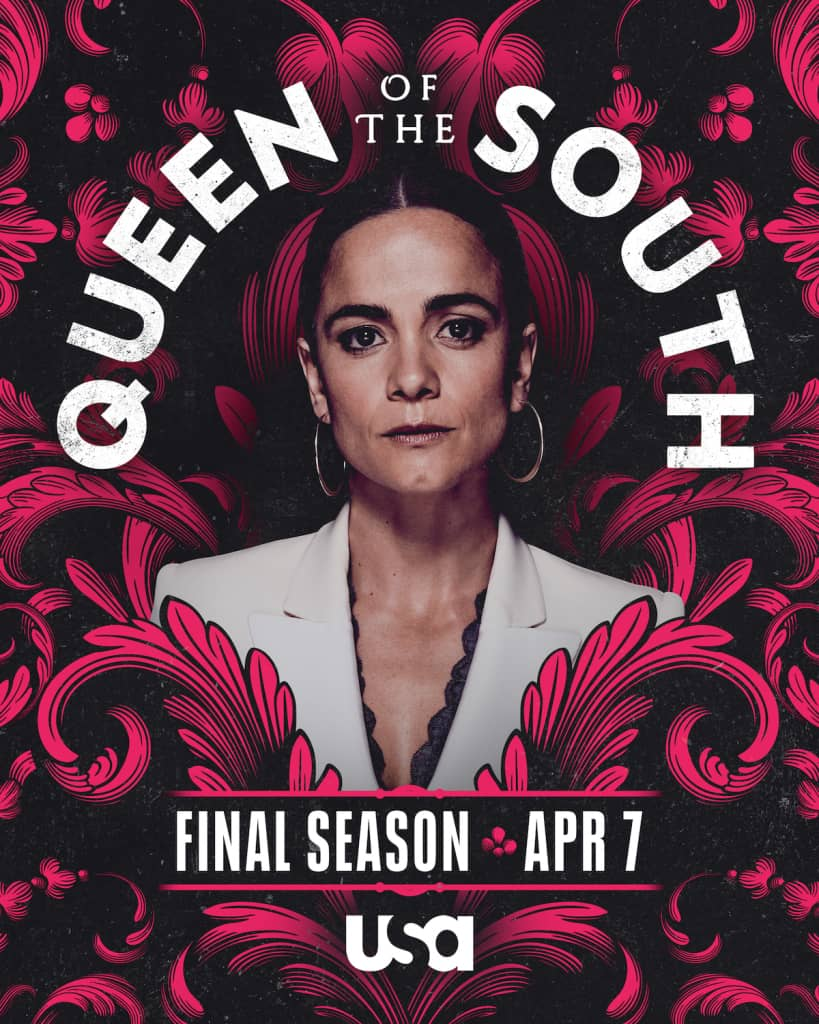 queen of the south posters