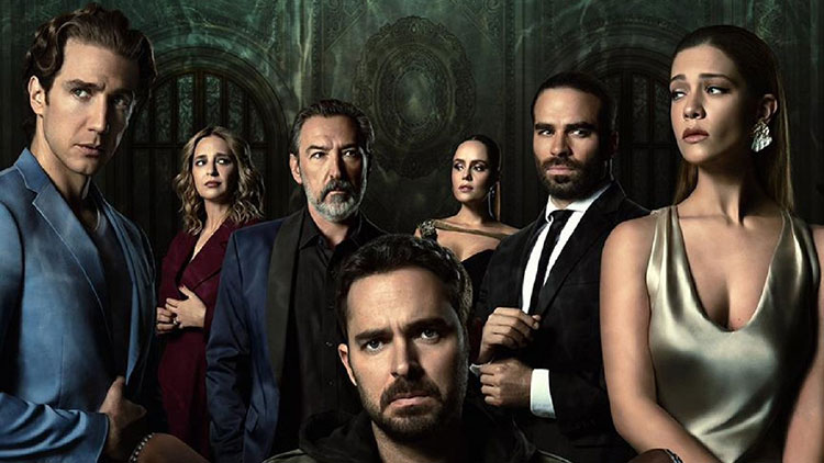 1ª temporada Quién Mató Sara