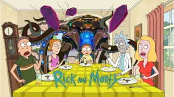 Rick and Morty 5ª Temporada hbo portugal