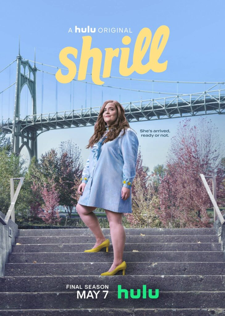 shrill posters