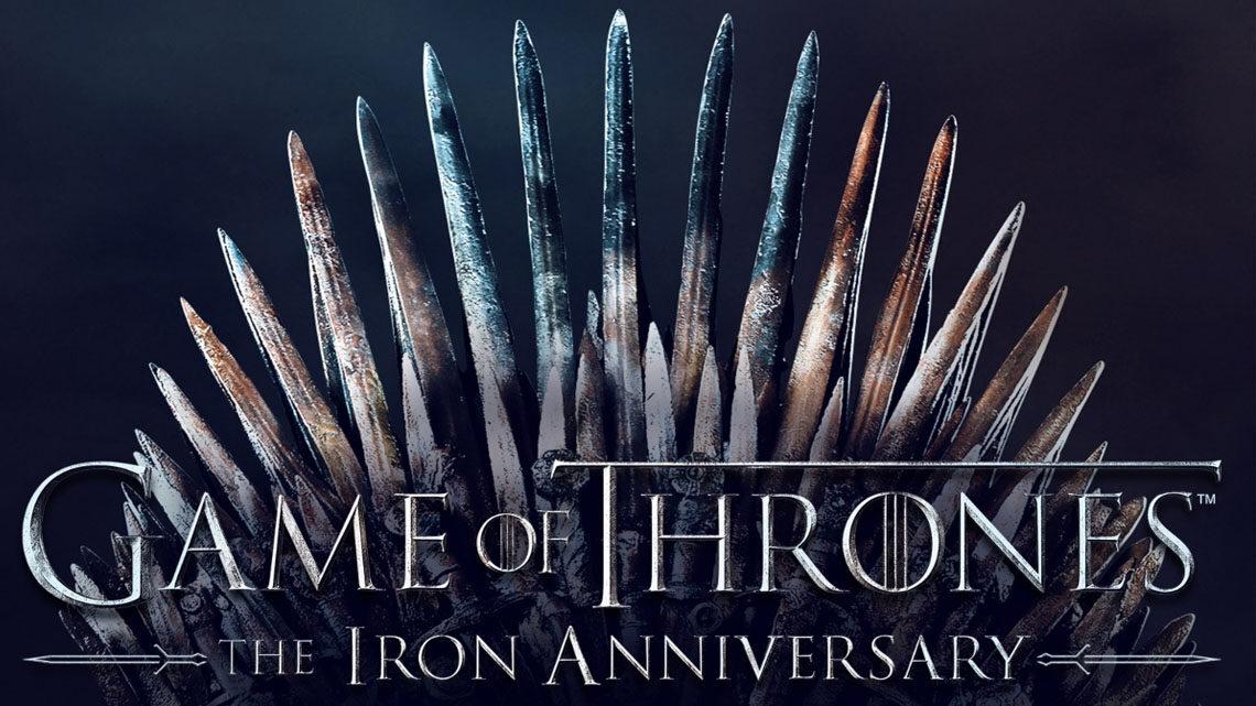 game of thrones 10.º aniversário