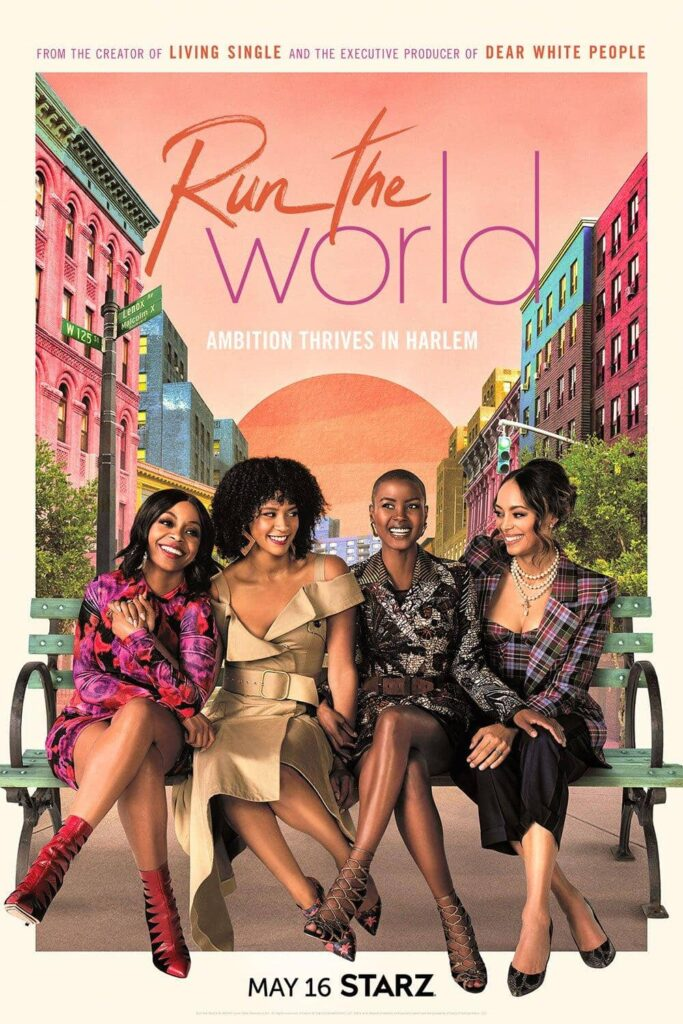 run the world posters