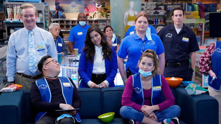 superstore 6.ª temporada